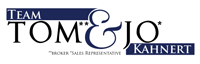 Team Tom & Jo Kahnert | Real Estate Professionals Logo